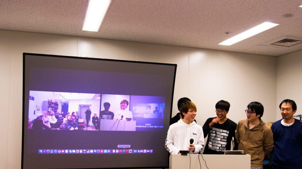 BRIDGE PROGRAM & ASUS様による機材贈呈式!!!!!!